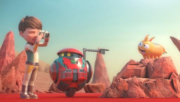 """Le film d'animation """"Terra Willy"""" du studio toulousain TAT dans la course aux Oscars 2021"""
