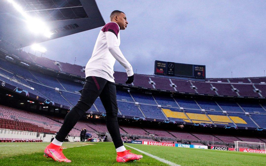 Le Paris Saint-Germain en mission face au FC Barcelone