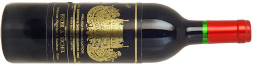 Bordeaux En Primeur 2012 -Chateau Palmer-bottle