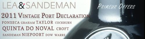 Vintage-port-declaration-2011-Primeur-Lea and Sandeman