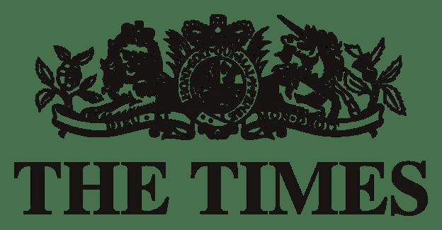 the-times-logo-lea and sandeman wine merchants