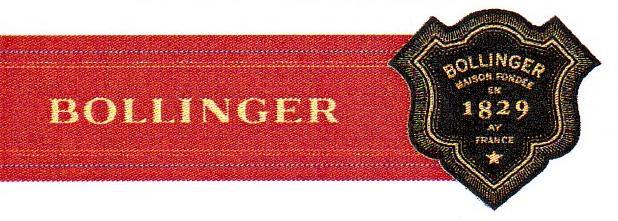 Champagne Bollinger Logo