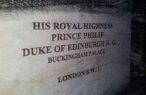 Duke-of-Edinburgh-Ruinart Champagne