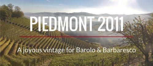 A joyous vintage for Barolo & Barbaresco