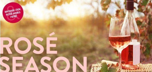 Rosé season is here