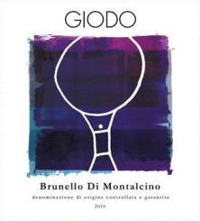Carlo Ferrini - il Giodo Brunello di Montalcino - Label