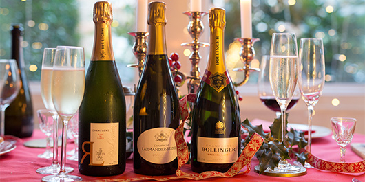 2017 Christmas Champagne Offers