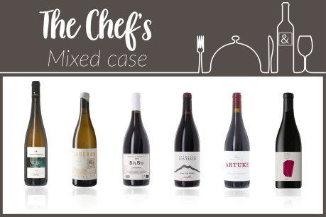 The Chef's mixed case