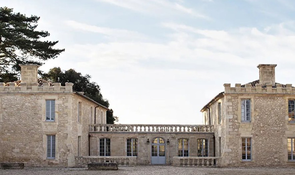 chateau de ferrand