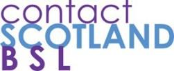 Contact Scotland logo