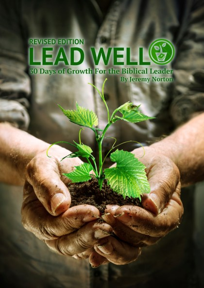 Lead Well Revised Cover