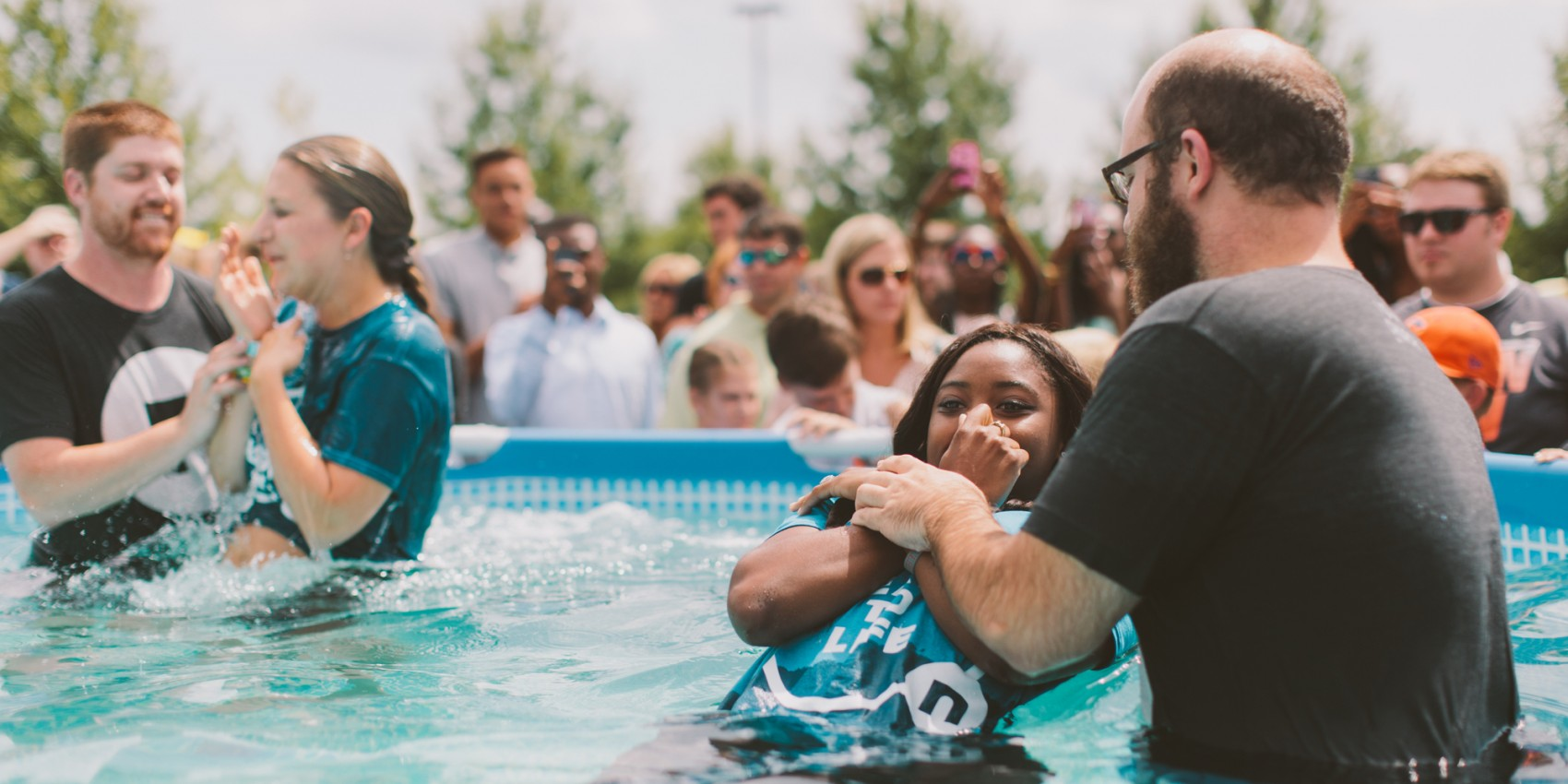 Why Baptism Is A Christian S First Next Step Pastor