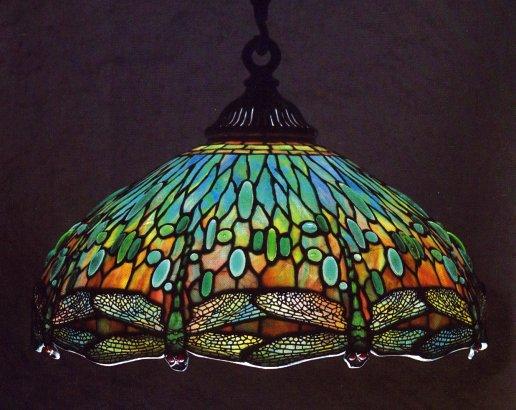 Dragonfly Tiffany Lamp Shades Plastic