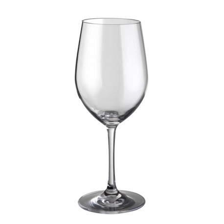 verre polycarbonate wineglass 30 cl x2 leader loisirs