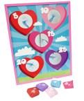 valentine bean bag toss