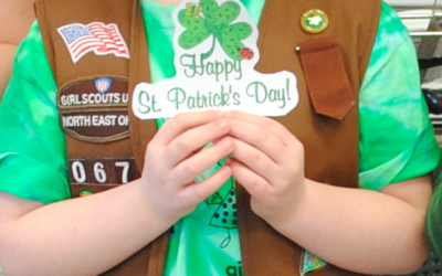 7 Fun Games And Activities For a St. Patrick's Day Party With Your Troop