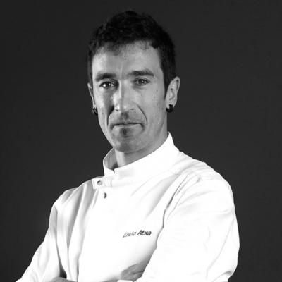 Eneko Atxa Azurmendi chef cuisinier