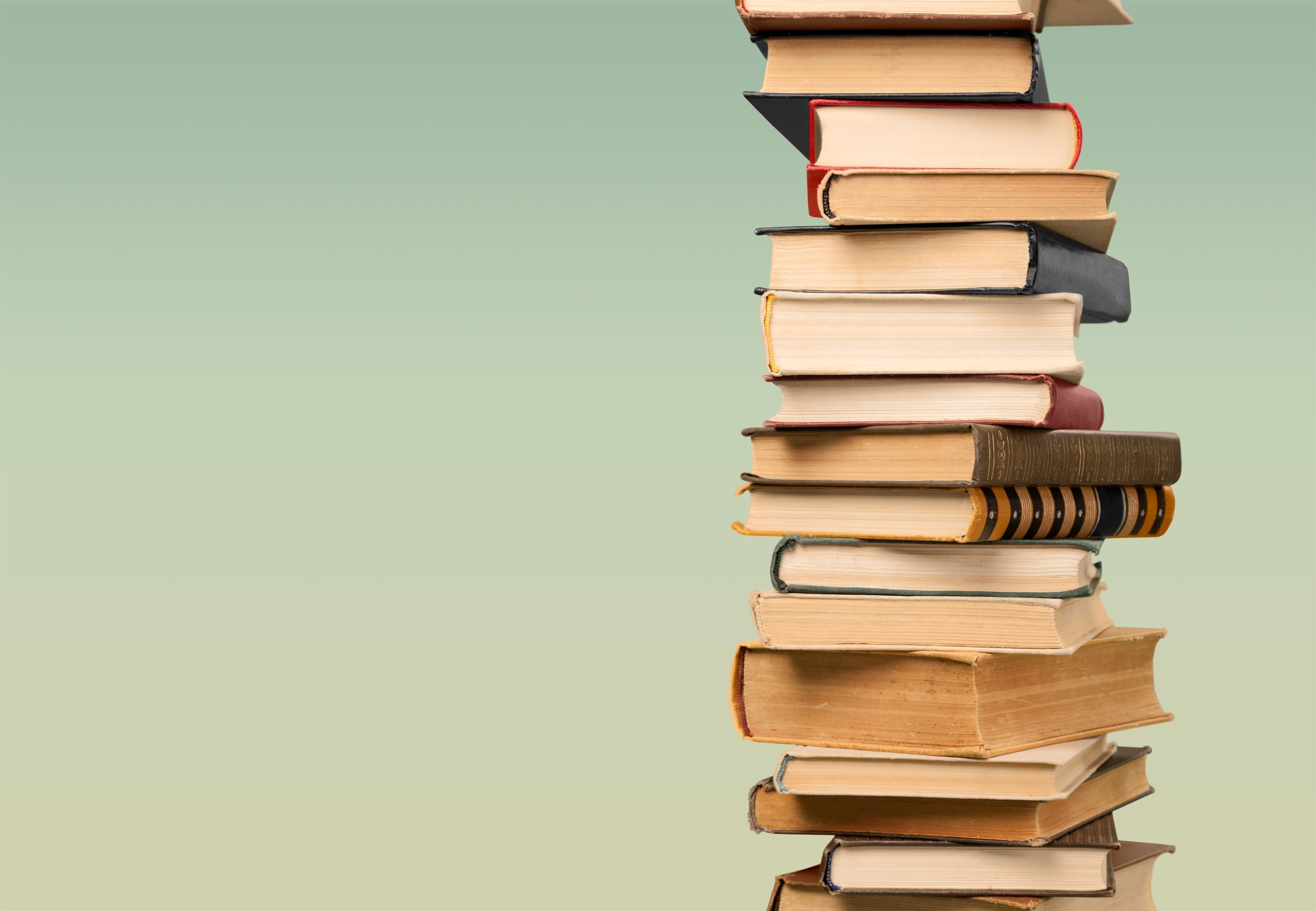 Seven Magnificent Leadership Books You've probably not heard of…