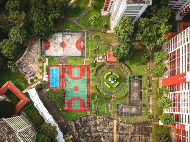 playground Arial