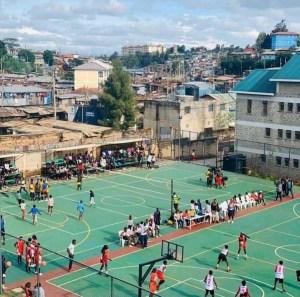 Nairobi Basketball 2