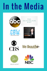 As seen on.. CBS, NBC, FOX, Carolina Business Woman, We are Beautiful, Huffington Post