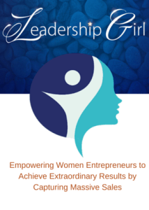 Leadership Girl Book Cover Photo