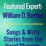 William D. Burton featured expert.