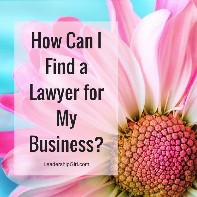 How Can I Find a Lawyer for My Business?
