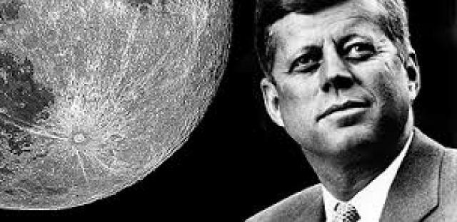 JFK Moon