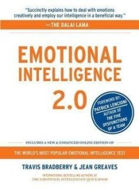 Book Cover - Emotional Intelligence 2.0 Travis Bradberry and Jean Greaves