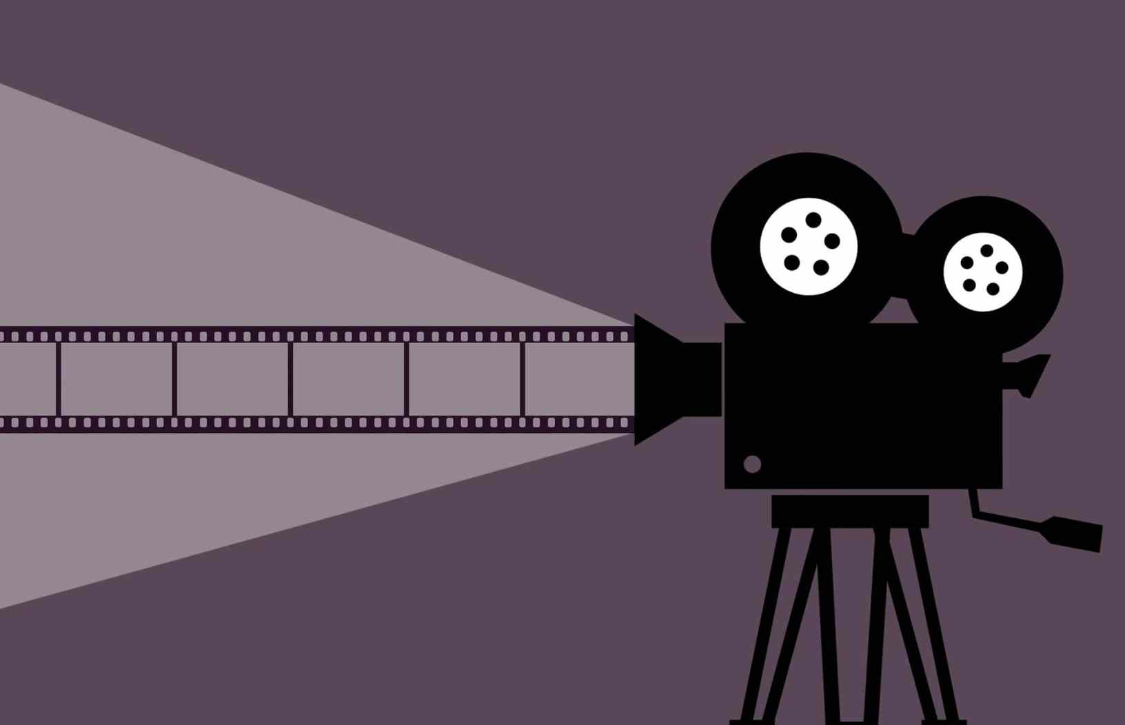 Movie or video icon