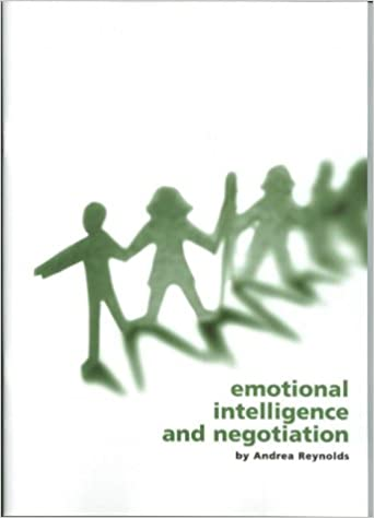 Book Cover - Emotional Intelligence and Negotiation