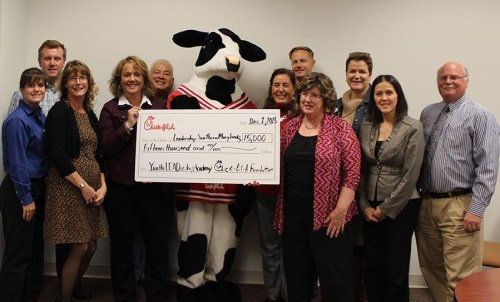 LSM receives grant from Chick-fil-A.