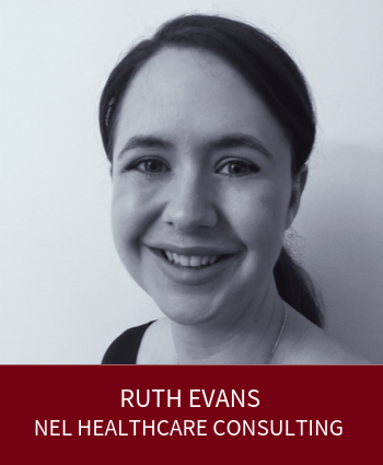 Ruth Evans - Consultant, NEL Healthcare Consulting and Leaders Plus Fellow