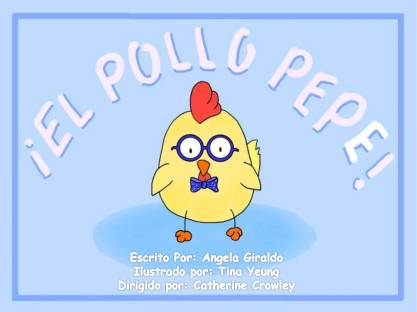 Cover of El Pollo Pepe Book