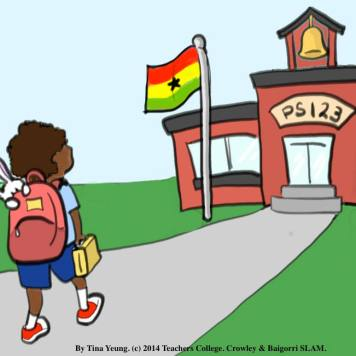Picture of Bunny Goes to School Ghana