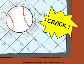Picture Of Baseball Troubles