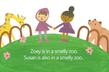 Picture of Smelly Zoo