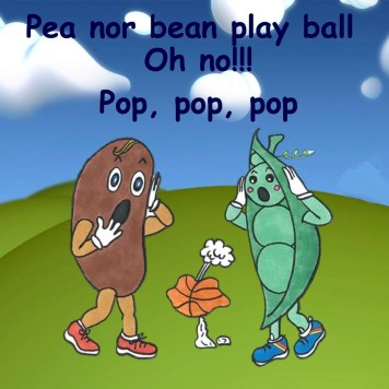 Pea Will Play Ball Page 12