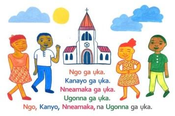 Ngo, Kanayo, Nneamaka, na Ugonna Page 2