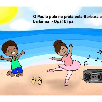 Paulo Na Praia Page 4