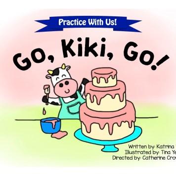Go Kiki Go Cover