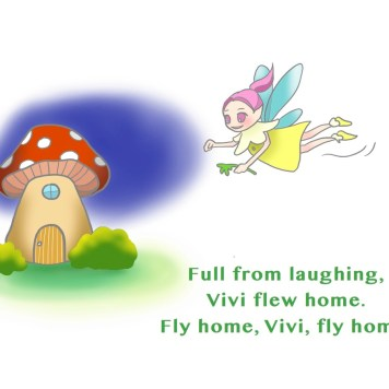 A Very Funny Fairy Page 9