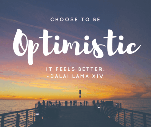Optimism quote dalai lama xiv