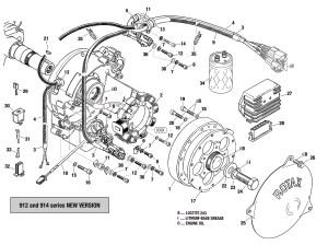 912 & 914 Series MagoGenerator, PickUp, Rectifier