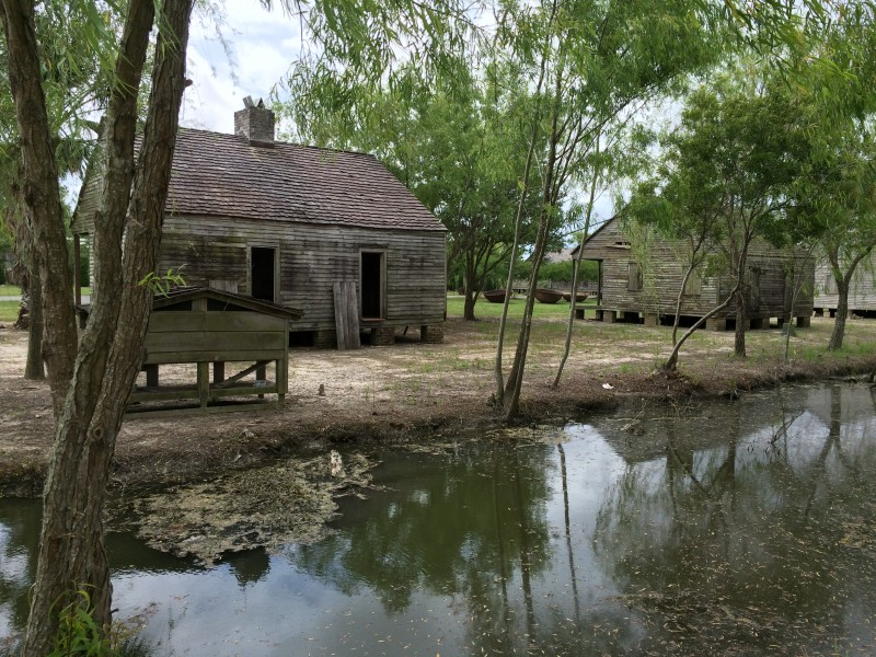 The Whitney Plantation Museum on Slavery - Leading Inside Out
