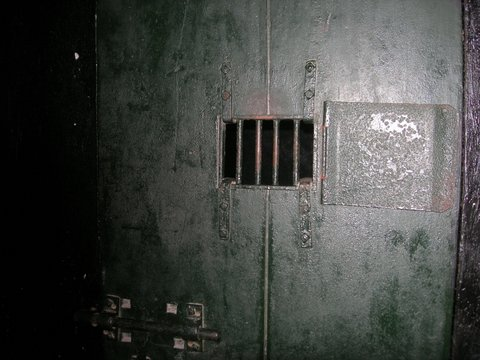 Vietnam POW Cell Door