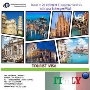 Tourist visa holiday