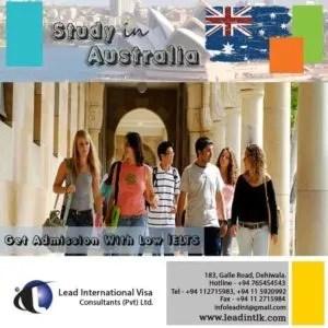 Studyin Australia students