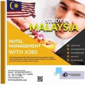 Study in Malaysia study